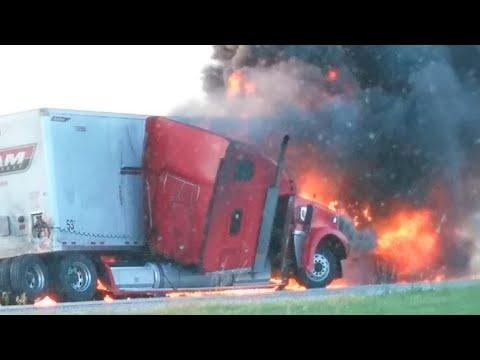 18 wheeler accident 2